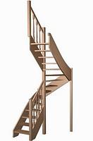 Фабричные лестницы - конструкторы