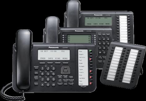 Цифровые системные телефоны Panasonic