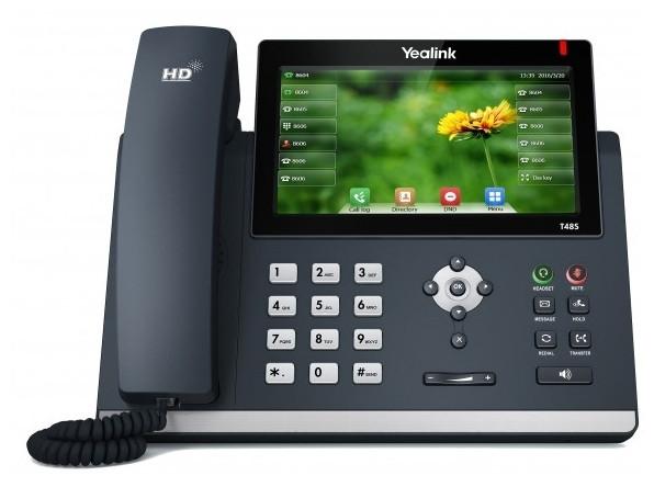 Настольные IP телефоны Yealink