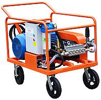 Водоструйные аппараты с электродвигателем