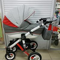 Детская коляска Adamex Gloria 3 в 1 и 2 в 1