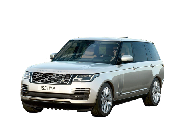 Range Rover Vogue рестайлинг