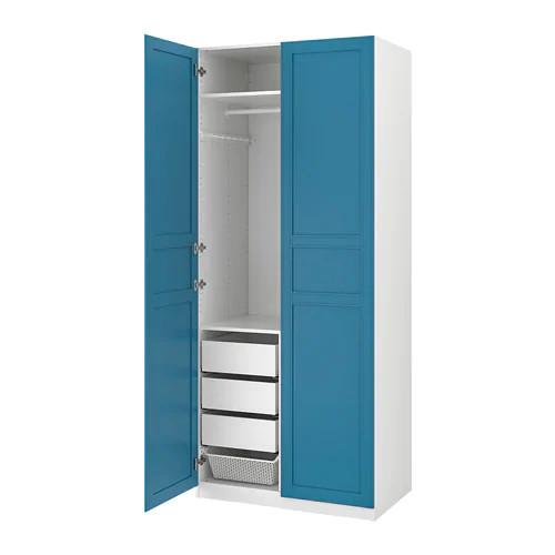ПАКС система Распашные двери без петель